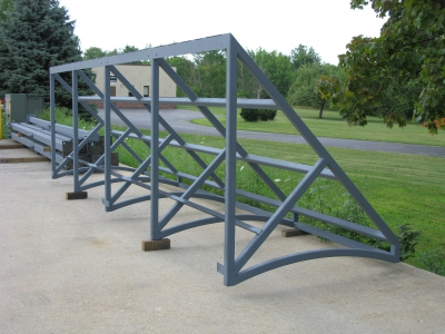 Custom Structural Steel Amp Metal Fabrications Superior