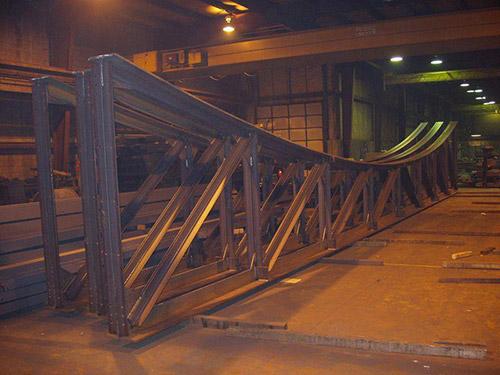 Steel Trusses and Girders Manufacturer - New Berlin, Wisconsin